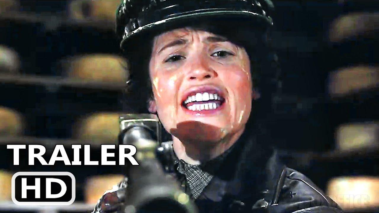 Download THE KING'S MAN Final Trailer (2021) Gemma Arterton, Kingsman 3 Prequel Movie