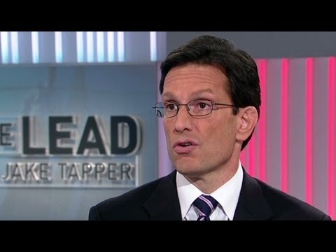 Cantor slams 'the Obama IRS' over controversy