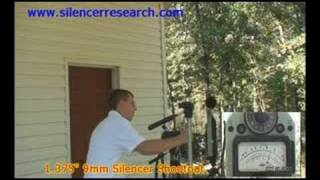 HTG Cycle 9 Silencer Research Silencer Shootout