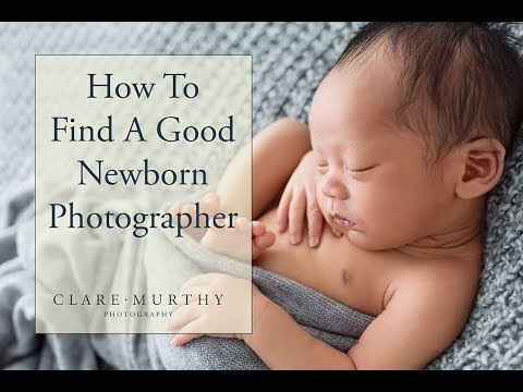 21946741a3a15 How To Find A Good Newborn Photographer | A Buyer's Guide | A Buyer's Guide