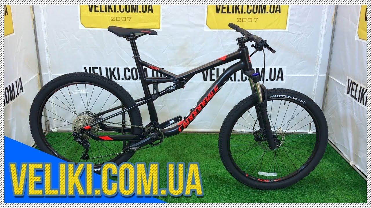 90b10d017b5 Обзор велосипеда Cannondale Habit 6 27.5