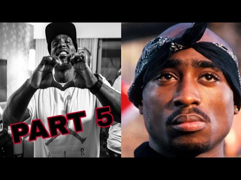 X-Raided On 2pac Legacy Being Tarnished, Cointelpro, New Music And Generational Gap thumbnail