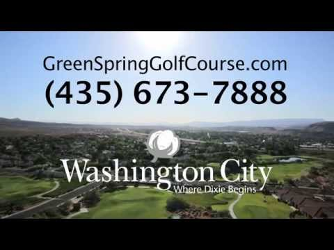 Green Spring Golf Course, Washington Utah