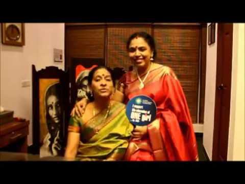 Listen to cinnachiru kiliye by Bombay Jayashri akka.. wow great