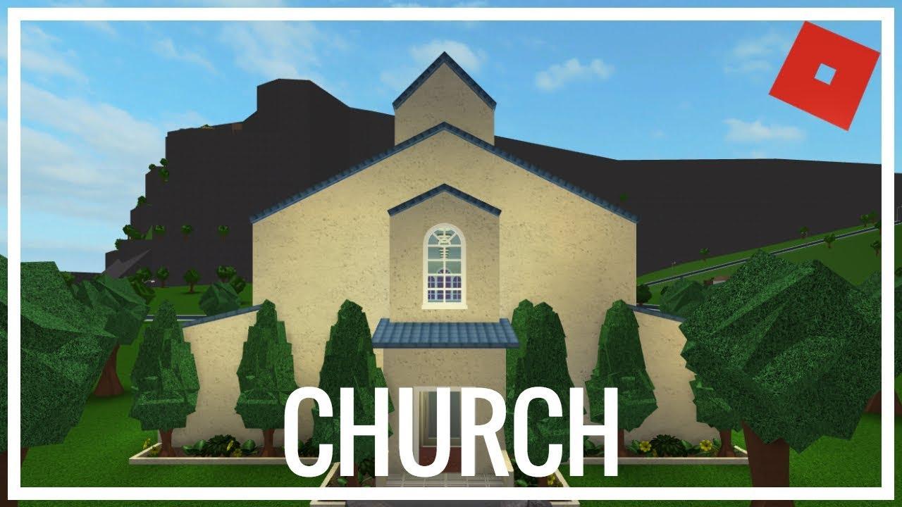 jim dah noob roblox Roblox Welcome To Bloxburg Church 30k By Antomaci