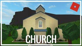 ROBLOX | Welcome To Bloxburg | Church (30K)