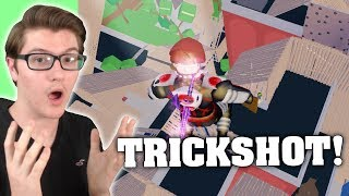 I HIT A TRICKSHOT IN STRUCID! (ROBLOX FORTNITE)