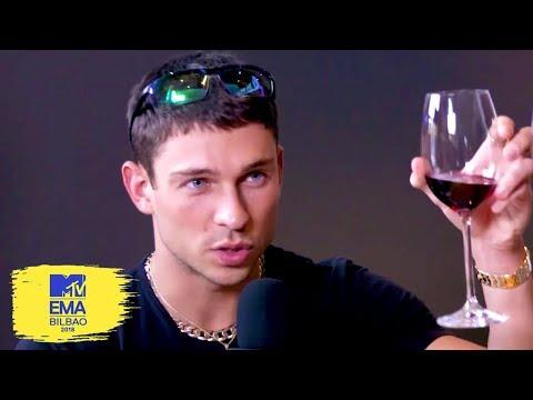 Joey Essex's Bilbao Adventures with Xavier Serrano & Caroline Daur | MTV EMAs 2018