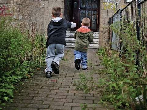 US Leads Developed World in Child Poverty