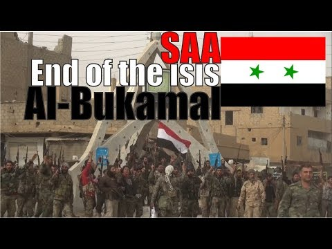 [Syria} The return of the Syrians in the future, Al Bukamal - Deir Ezzor escaped the ISIS occupation