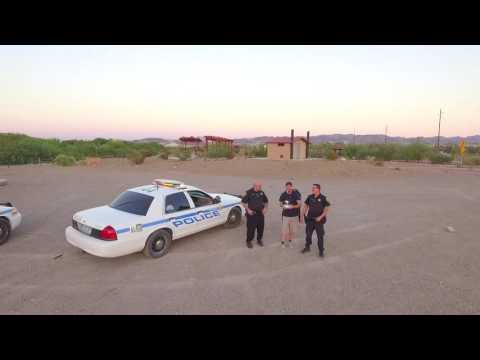 The Cops bust me flying my drone!!