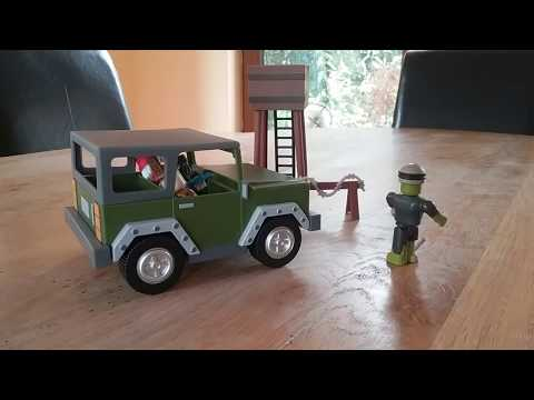 Full Download] Apocalypse Rising 4x4 Jeep Roblox Toys Series