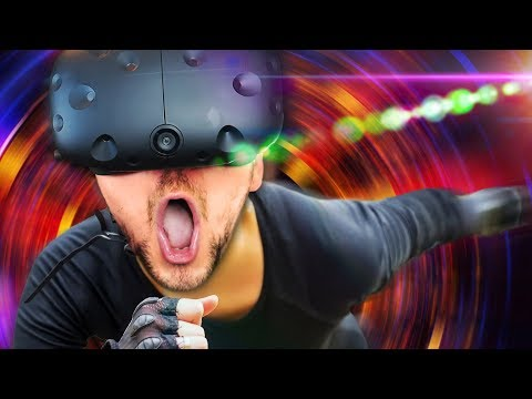 BEST VR PARKOUR | Sprint Vector (HTC Vive Virtual Reality Wireless)