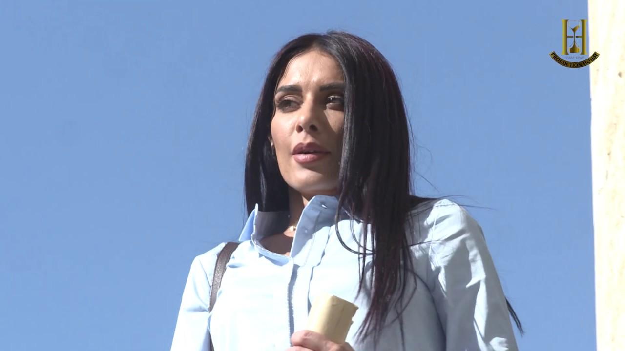 ليندا حجازي حالي في لحظة اختلف ...من مسلسل لعبة الانتقام