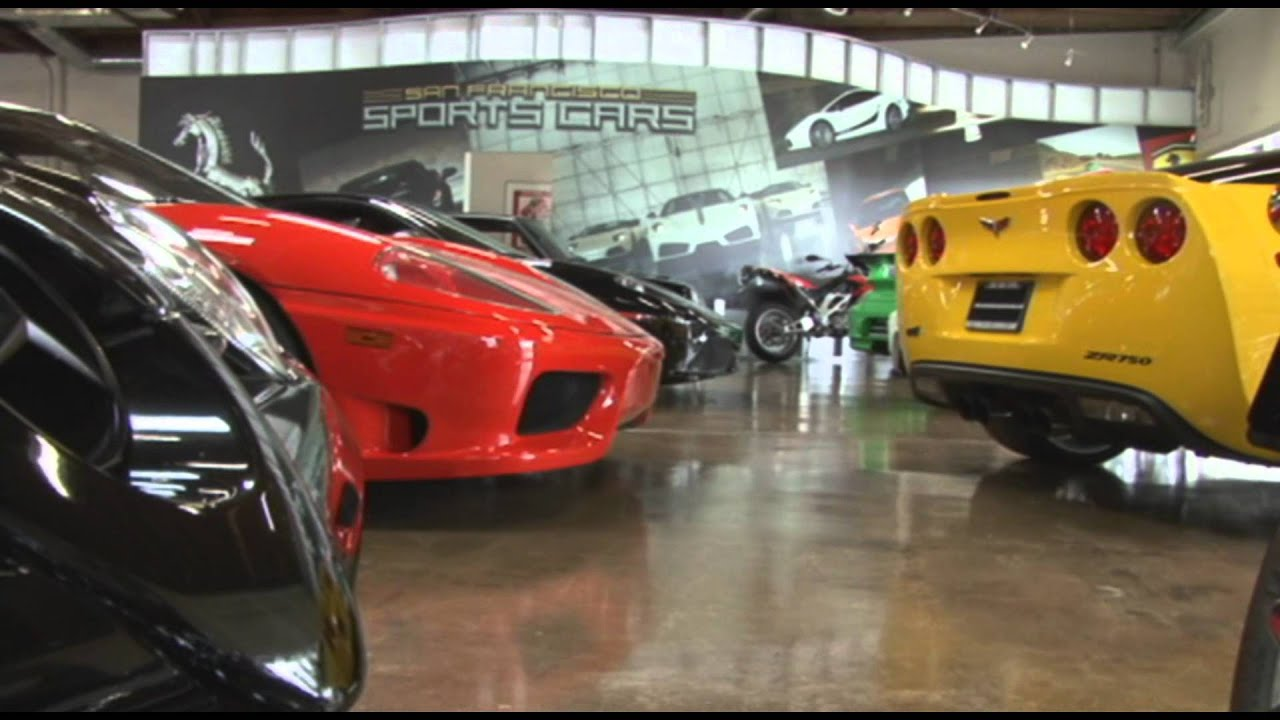 San Francisco Sports Cars >> San Francisco Sports Cars Dealership 4 2012
