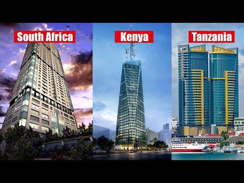 Top 10 Tallest Buildings in Africa in 2021