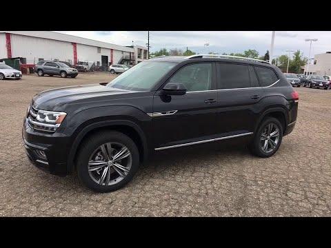 2019 Volkswagen Atlas Denver, Aurora, Lakewood, Littleton, Fort Collins, CO KC552563