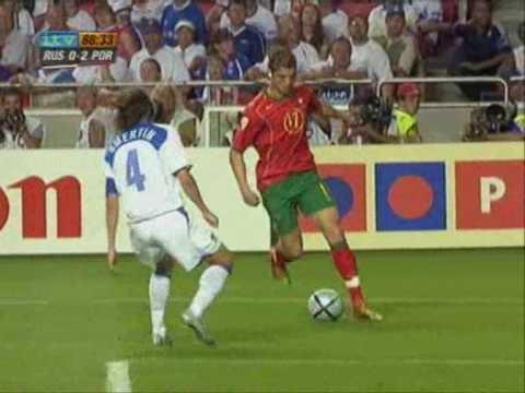 Cristiano Ronaldo & Bomfunk MC's - Freestyler
