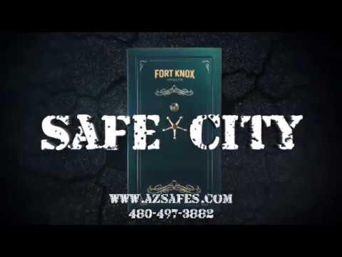 Safe City - Fort Knox Safe1