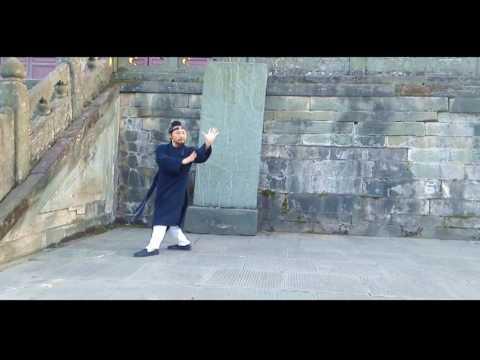 Wu Dang Yin Yang Ba Gua Zhang 武当阴阳八卦掌 Xu Wei Han