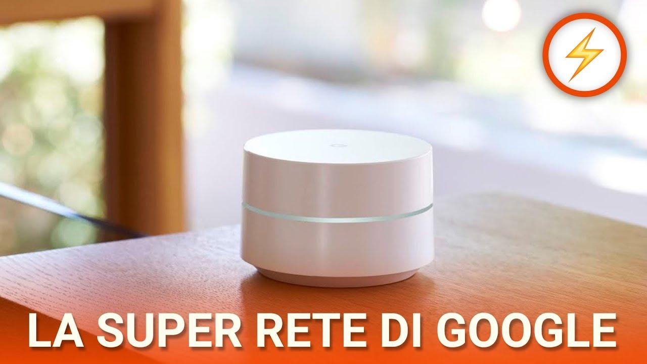 google wifi italia