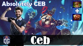 Ceb - Tusk Roaming | Absolutely CEB | Dota 2 Pro MMR Gameplay