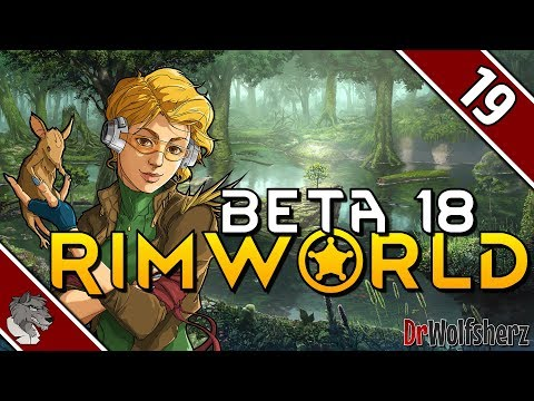RimWorld (Beta 18) | #19 - Einstieg in Bio-Energie | Sumpf | Let's Play