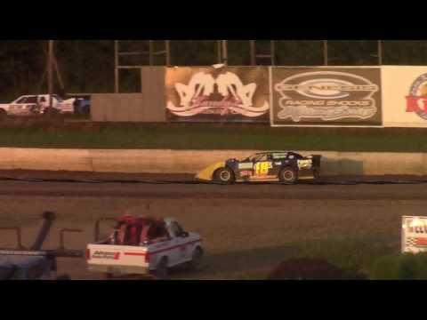 Eriez Speedway Street Stock Heat Races 7-30-17