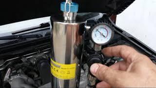 видео Топливная система на двигатель Honda GX 100