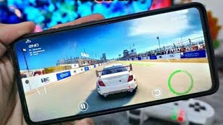 Grid Auto sport gameplay on android
