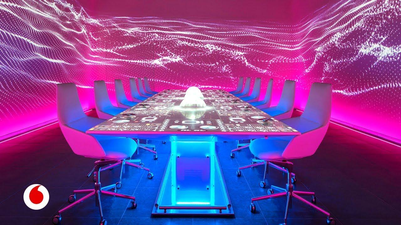 Sublimotion: los secretos del restaurante más tecnológico del mundo