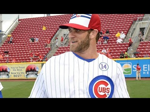 Bryce Harper to the Cubs a DONE DEAL!!?