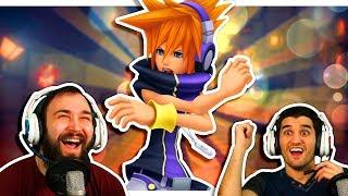 【 KINGDOM HEARTS DREAM DROP DISTANCE 】 BLIND PLAYTHROUGH Road to Kingdom Hearts 3 - Part 2