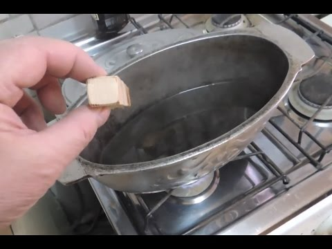 Как делают олифу