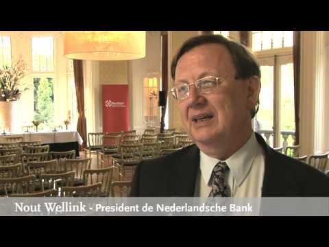 Nout Wellink - President De Nederlandsche Bank