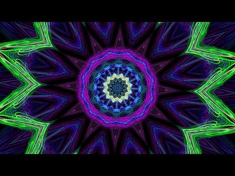 "The Splendor of Color Kaleidoscope Video v1.5 or as Marvin Minsky would say, ""Something soothing."""