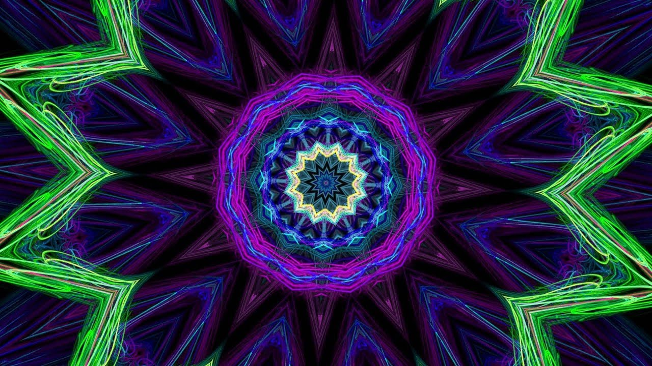 Color art kaleidoscope - The Splendor Of Color Kaleidoscope Video V1 5 Or As Marvin Minsky Would Say Something Soothing