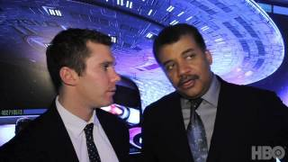 Real Time With Bill Maher: Backstage with Neil deGrasse Tyson (HBO)