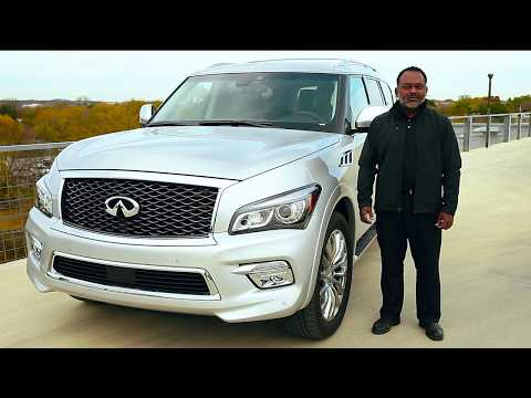 Description of Stage 3 Performance Kit | QX80 at Austin INFINITI