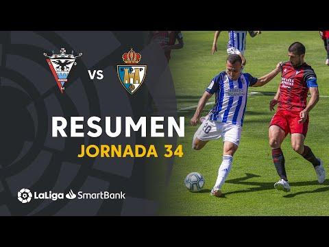 Mirandes Ponferradina Goals And Highlights