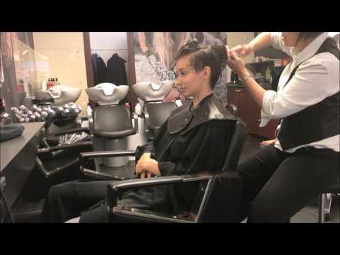 Vlog: Hair Transformation, elle passe de cheveux a coupe garçonne