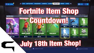 Gifting Skins!! FORTNITE ITEM SHOP COUNTDOWN July 18th item shop Fortnite battle royale