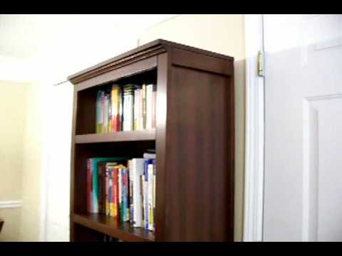 Target 5 Shelf Bookcase Review Youtube