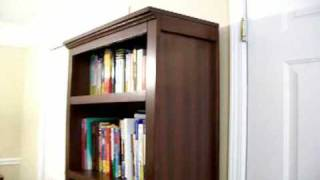 Target 5 Shelf Bookcase Review