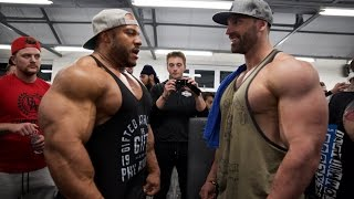 EPIC WORKOUT | Bradley Martyn, Phil Heath, Kai Greene, Dana & Rob Bailey and Ulisses Jr,