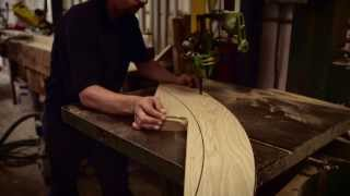 The Making Of The Tablemakers Dining Table. Heal's Craftsmanship Series