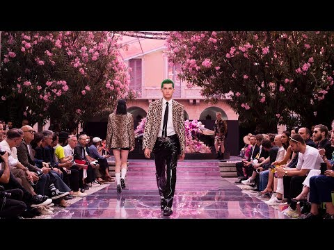 Versace Men's Spring-Summer 2020 | Fashion Show