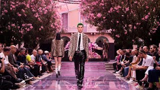 Versace Men S Spring Summer 2020 Fashion Show