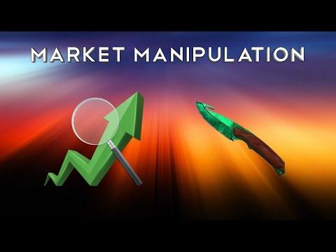 Market Manipulation CSGO