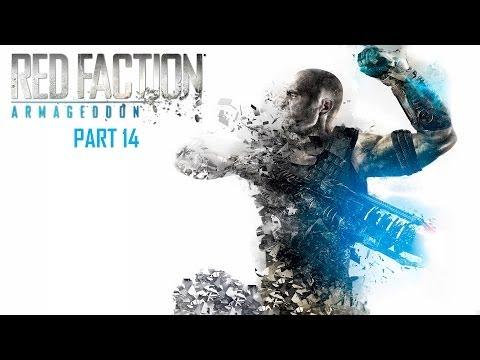 Red Faction Armageddon Walkthrough | Part 14 | Insane | Must go Faster |